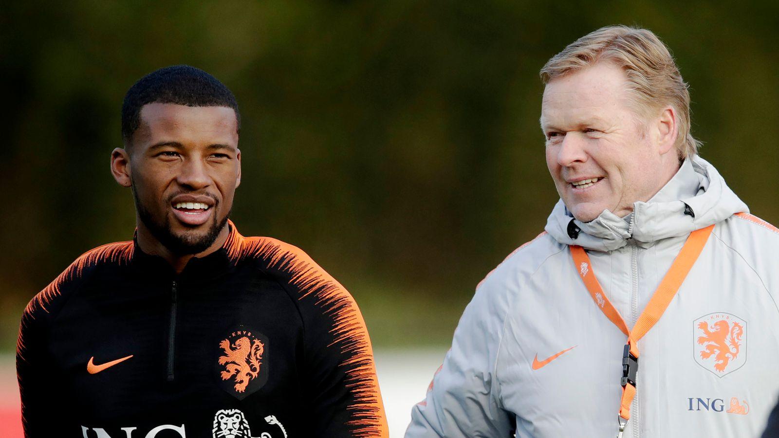 Georginio Wijnaldum: Ronald Koeman wants Liverpool midfielder in pivotal Barcelona role - Sky Sports