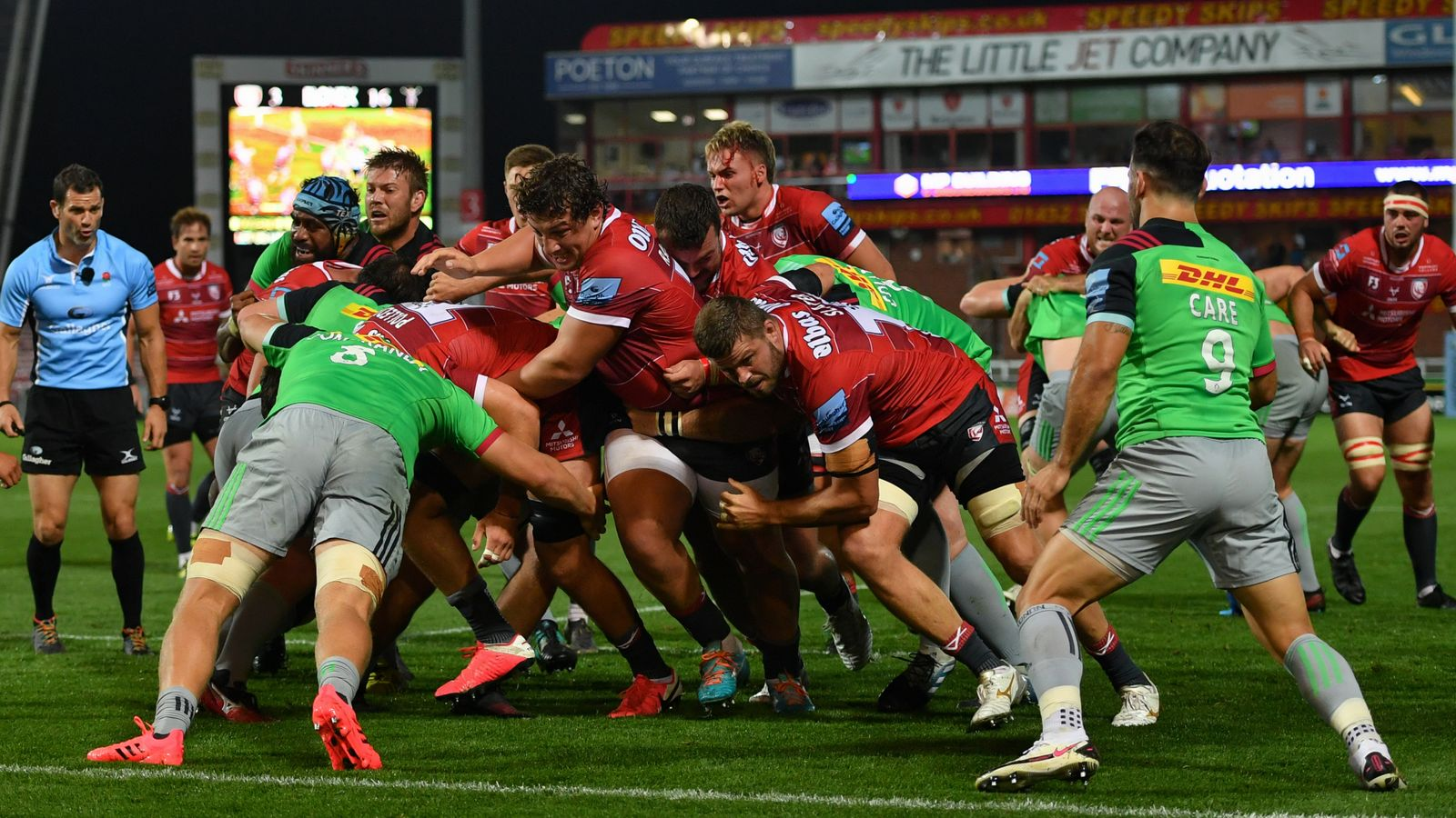 Gallagher Premiership matches at Bath and Bristol selected for pilot test events