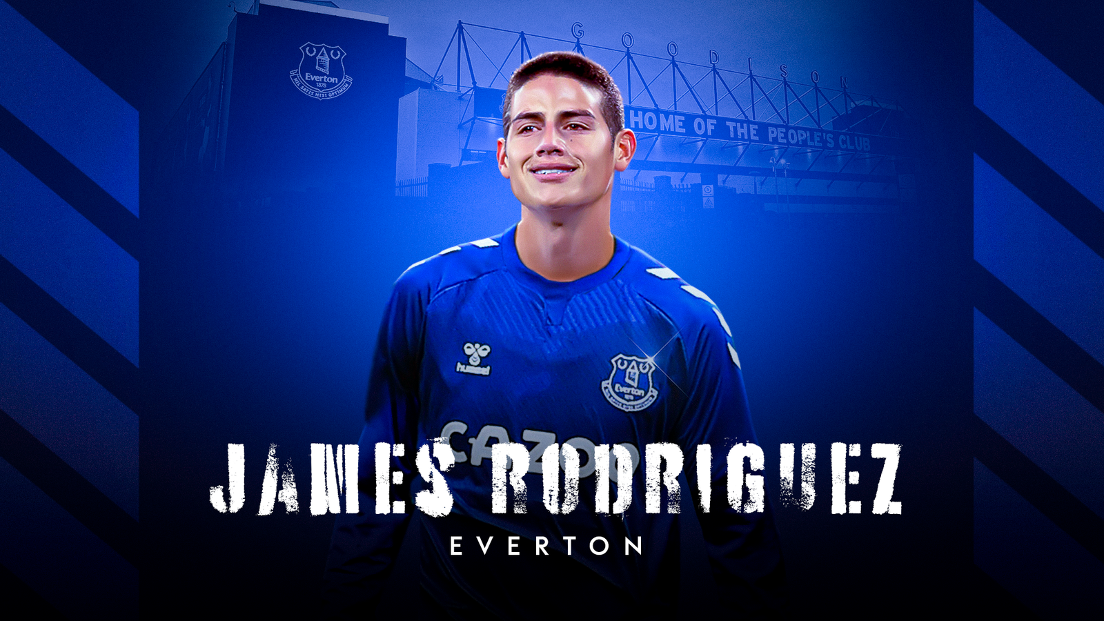 James Rodriguez's stats analysed as Everton look to bounce back against Newcastle