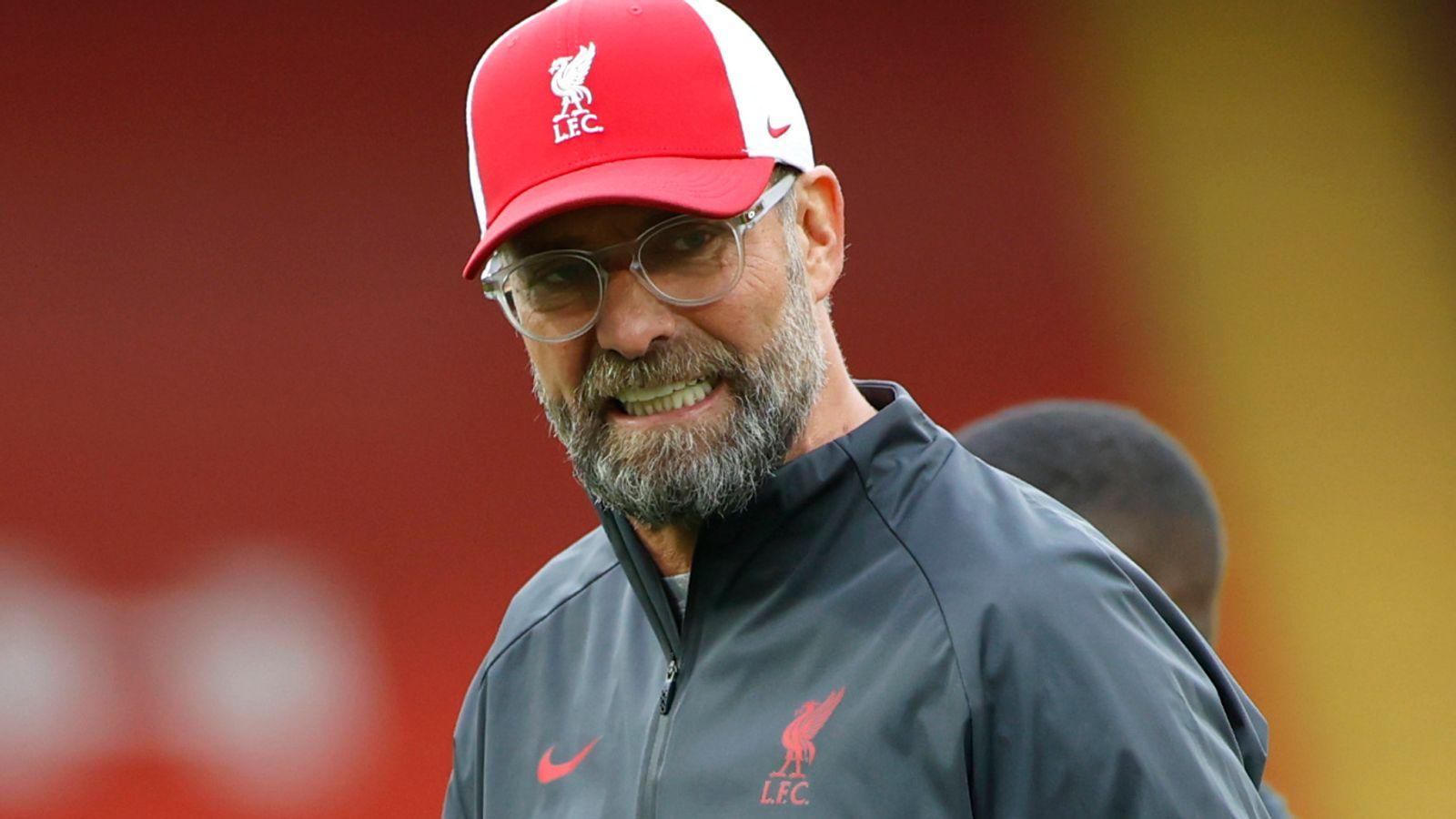 Jurgen Klopp: Liverpool ready to evolve to retain Premier League crown
