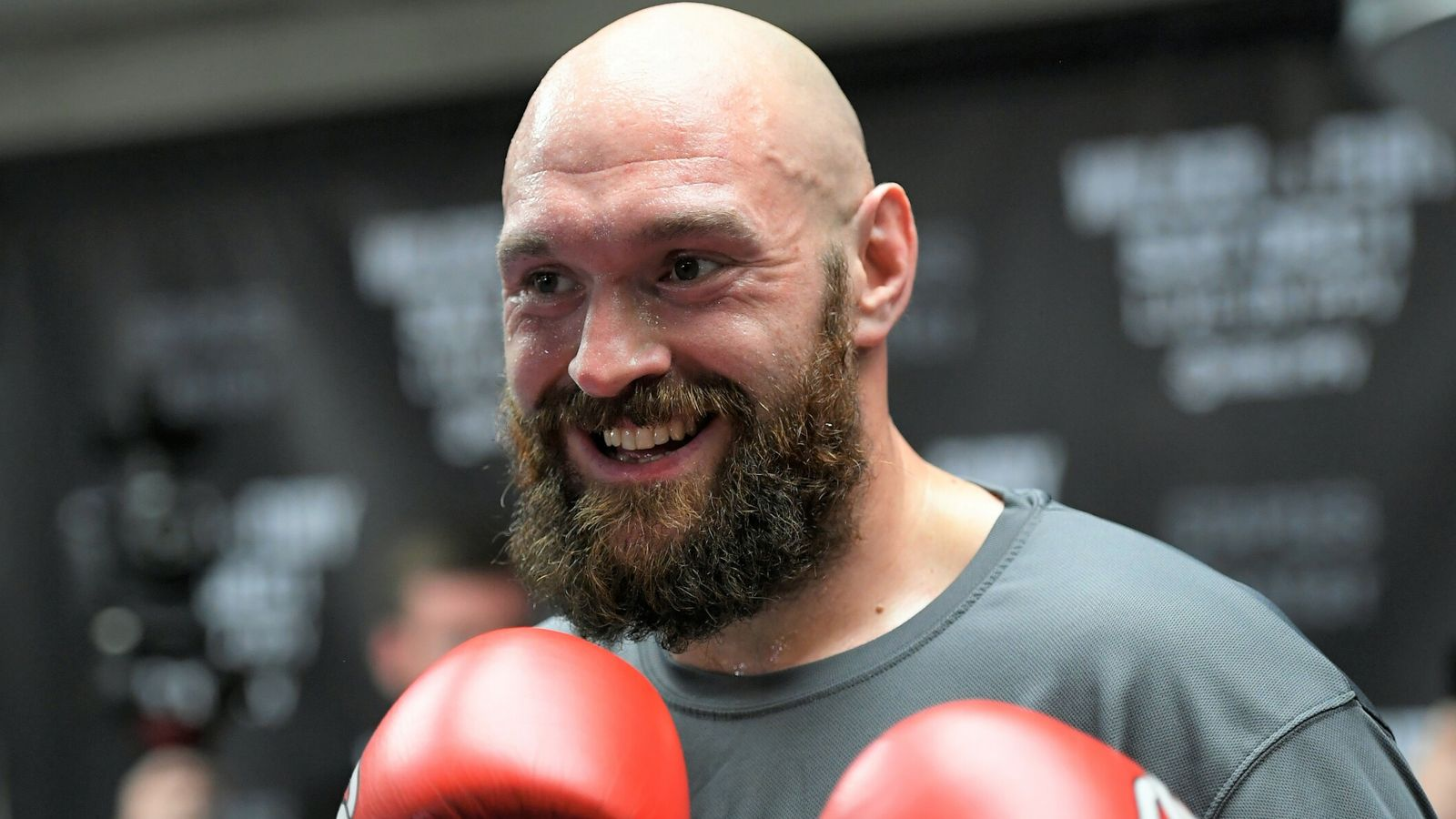 Tyson Fury: Inside story of a week at the champion's home featuring golf, lots of eating and a wedding