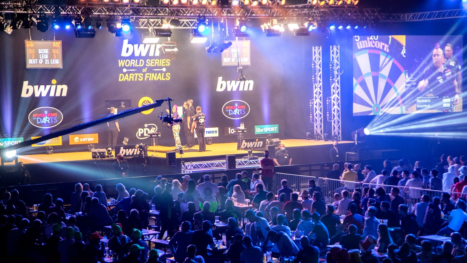 PDC European Tour: Two more events in Germany added to calendar