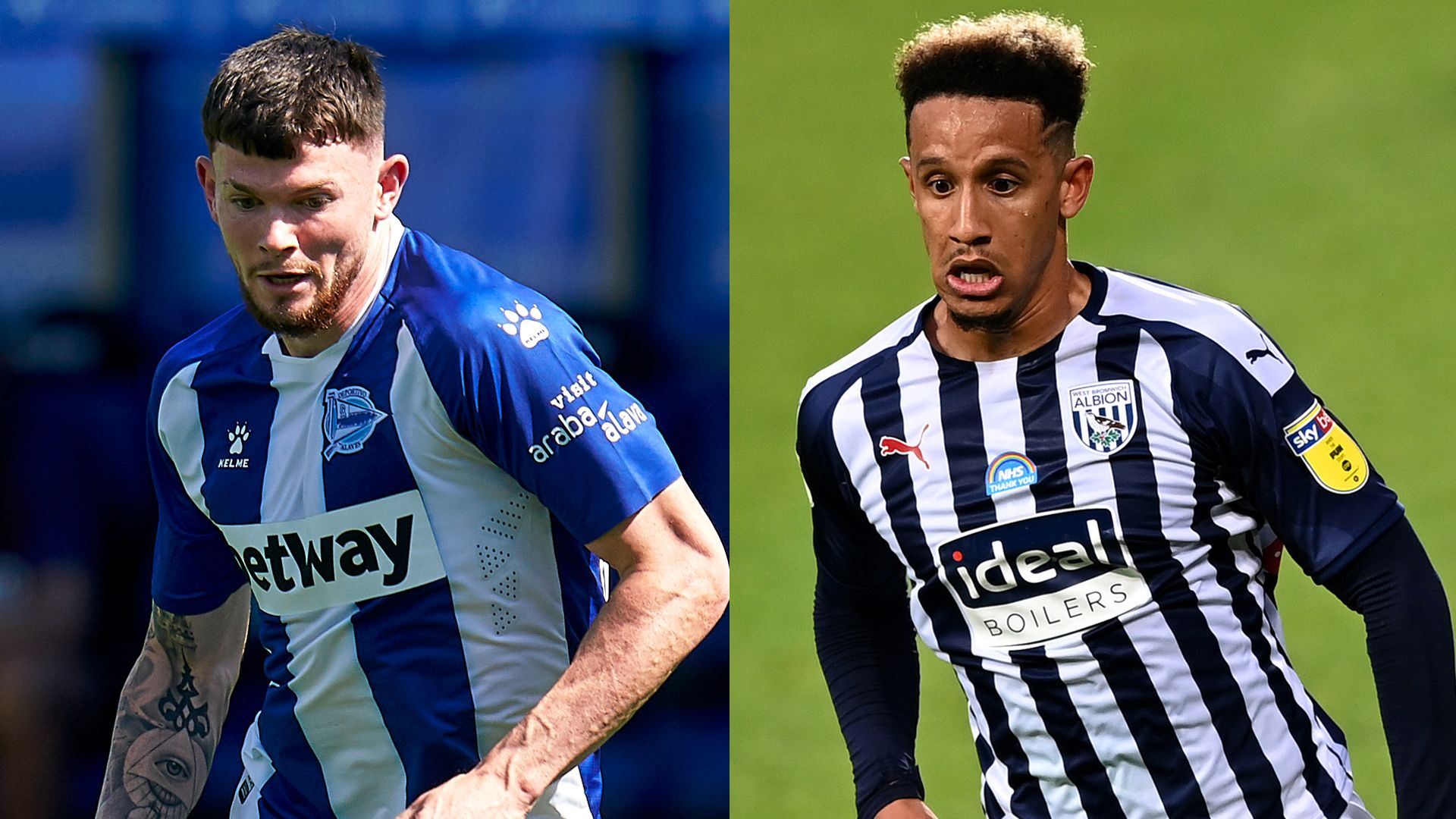 Burke joins Sheff Utd, Robinson moves to WBA