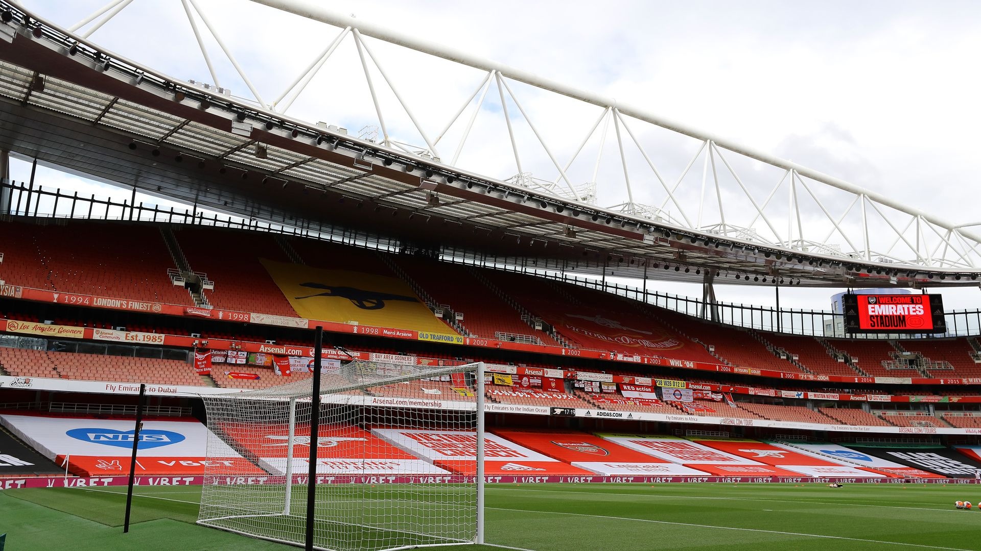 Arsenal to allow reduced attendance v Sheff Utd