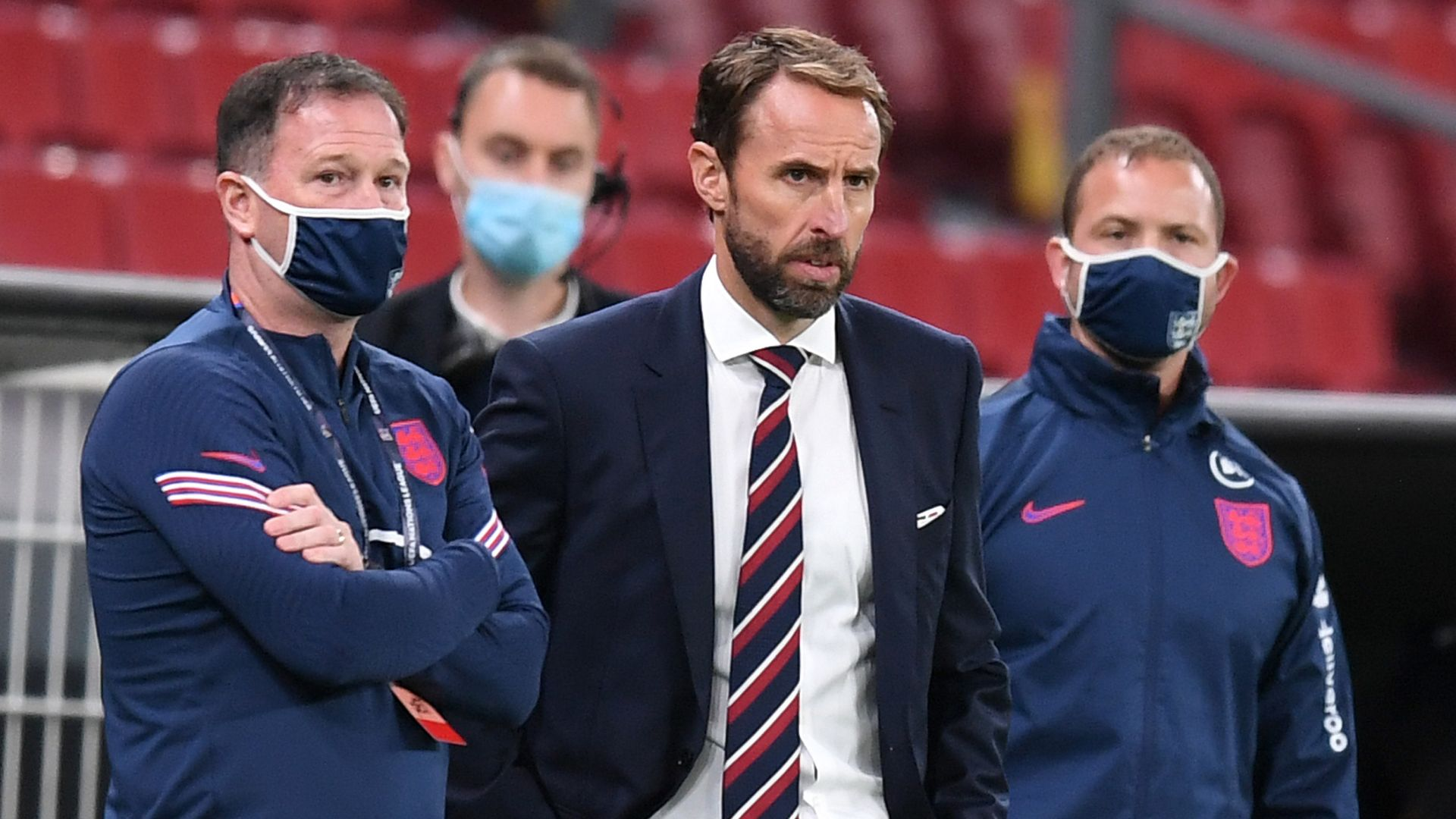 Southgate: England have learned a lot