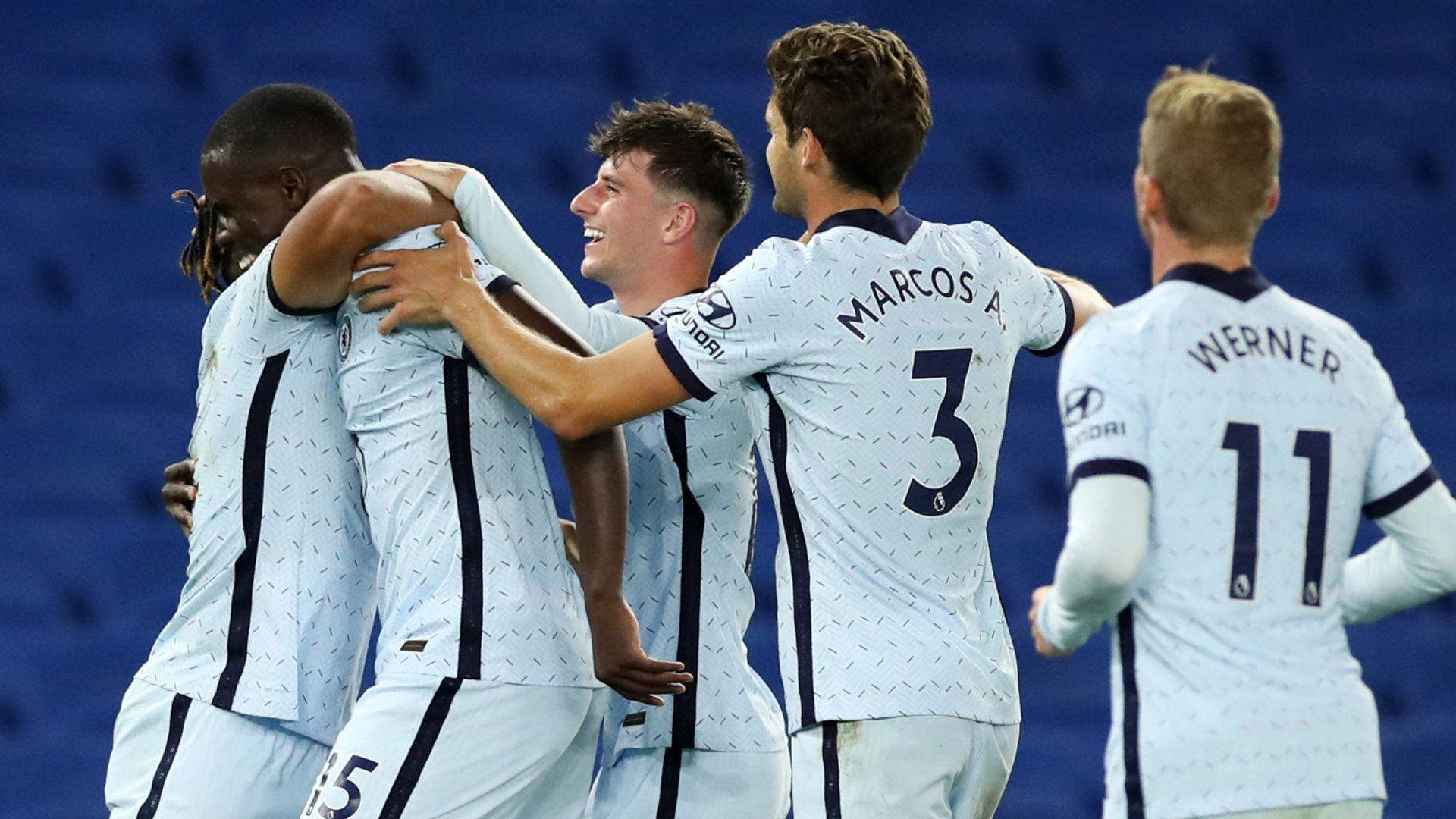 Chelsea supera a Brighton en su debut en la Premier League, pero deja dudas