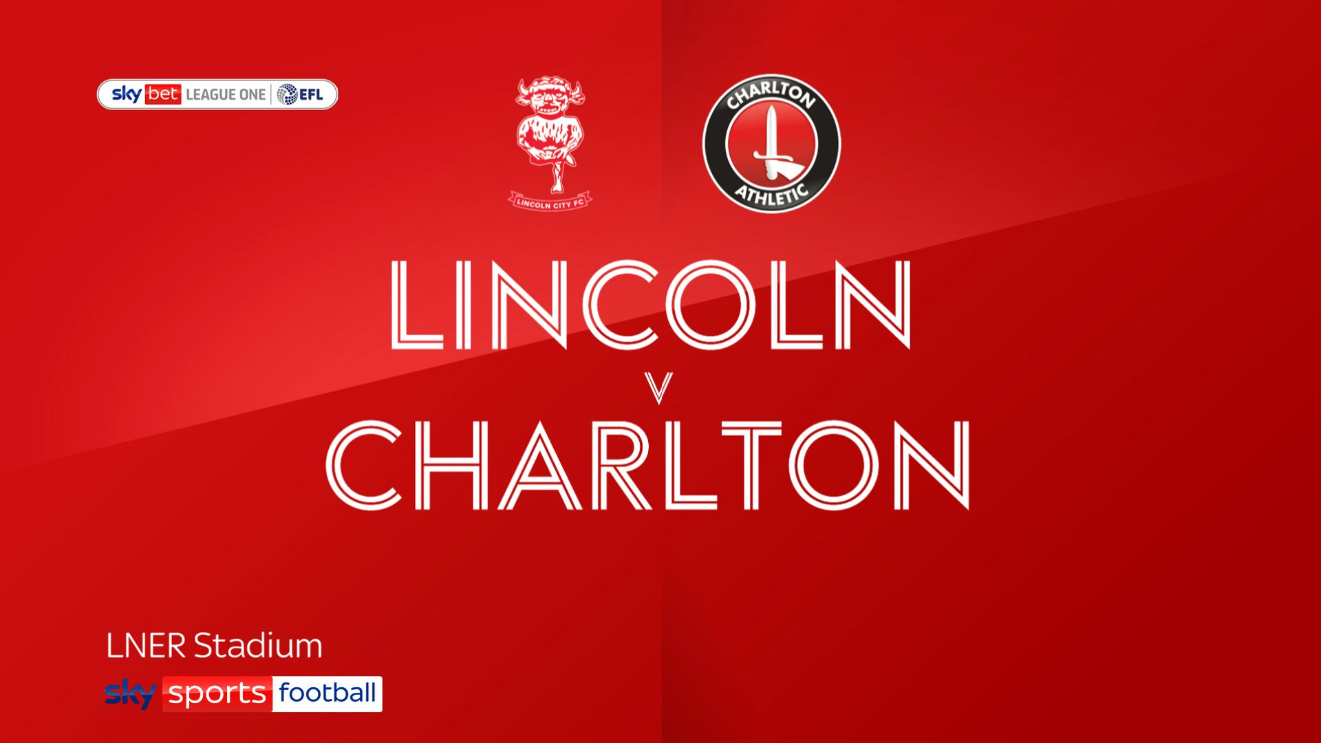 Lincoln back into second after Charlton win