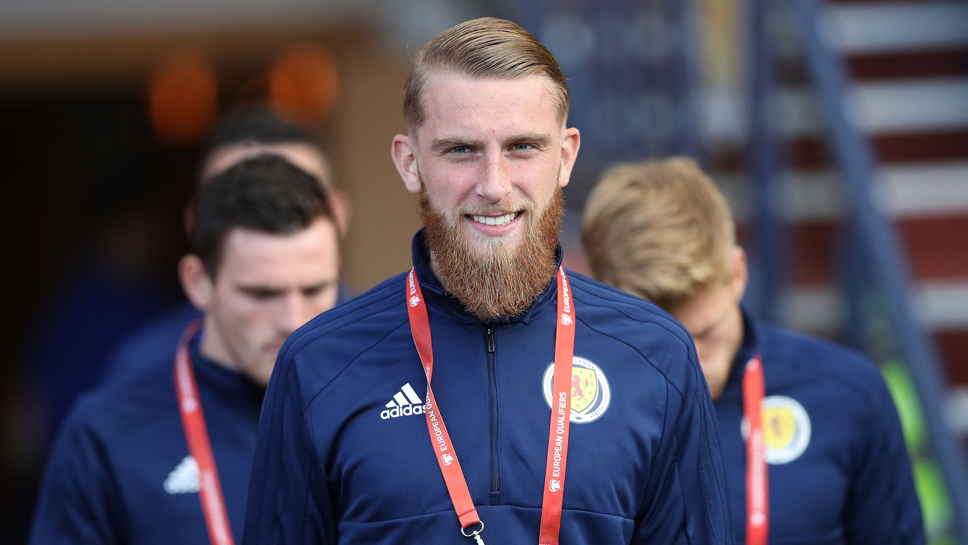 McBurnie, Fraser return for Scotland