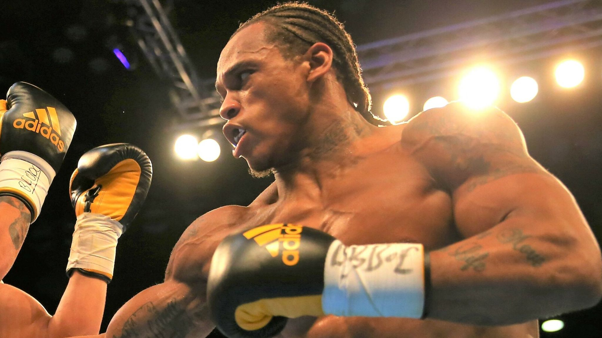 Anthony Yarde stops Dec Spelman to stay on course for future British battle  with Joshua Buatsi | Boxing News | Sky Sports
