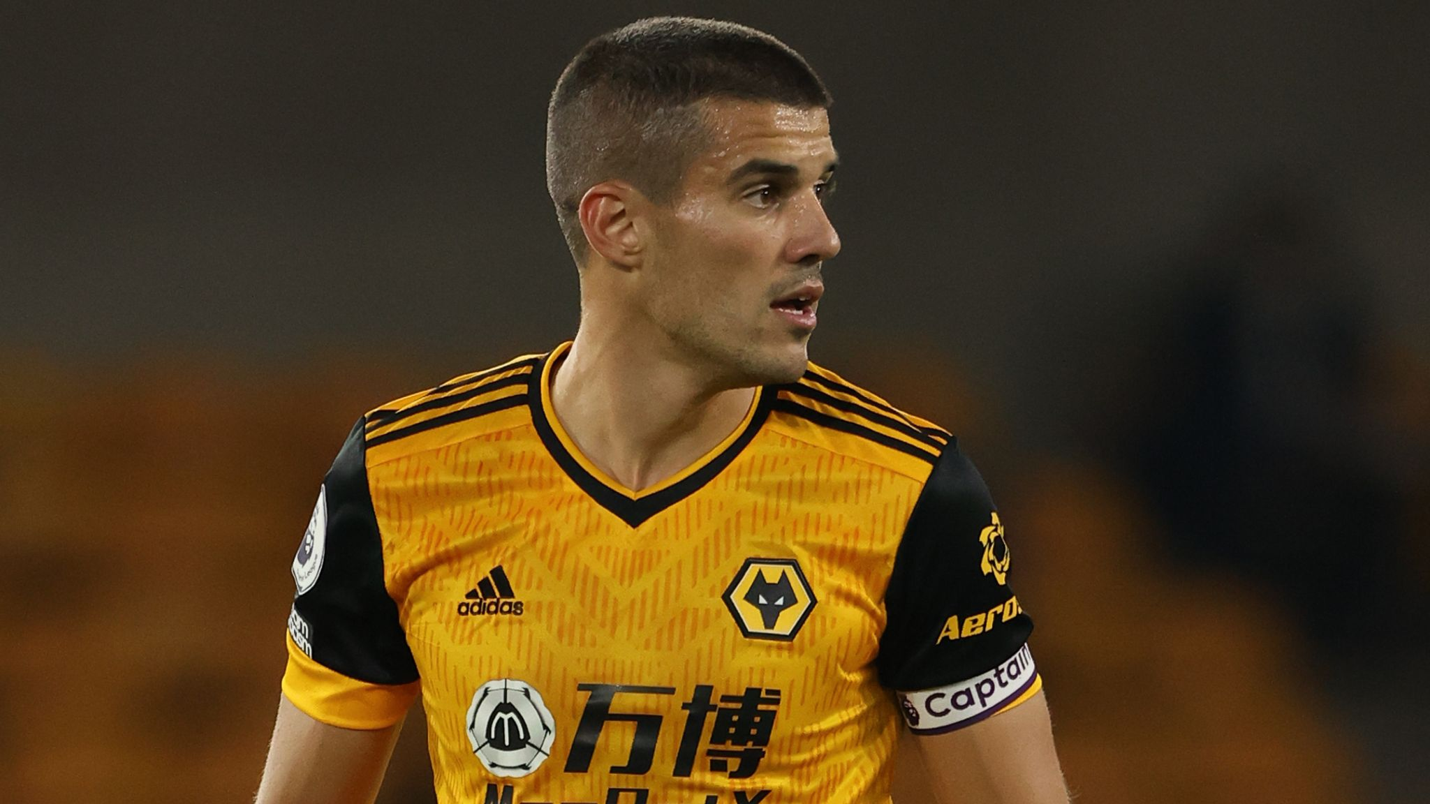 Conor Coady: Wolves defender was available for Southampton game but omitted  from squad | Football News | Sky Sports