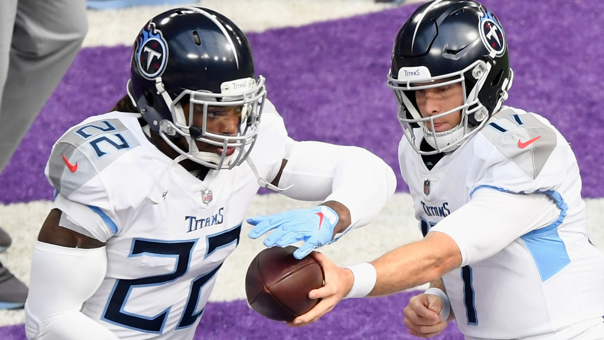 Tennessee Titans At Gross Disadvantage After Covid Outbreak Ahead Of Pittsburgh Steelers Game Nfl News Sky Sports