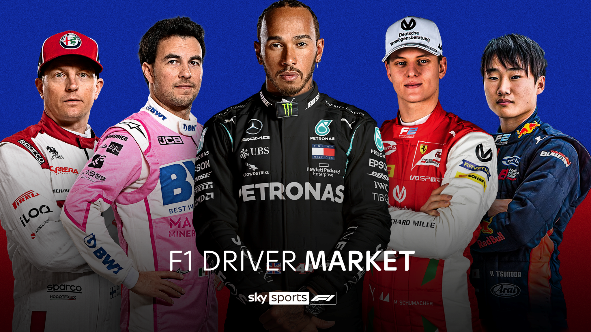 F1 S Driver Transfer Market The State Of Play For The 2021 Grid F1 News
