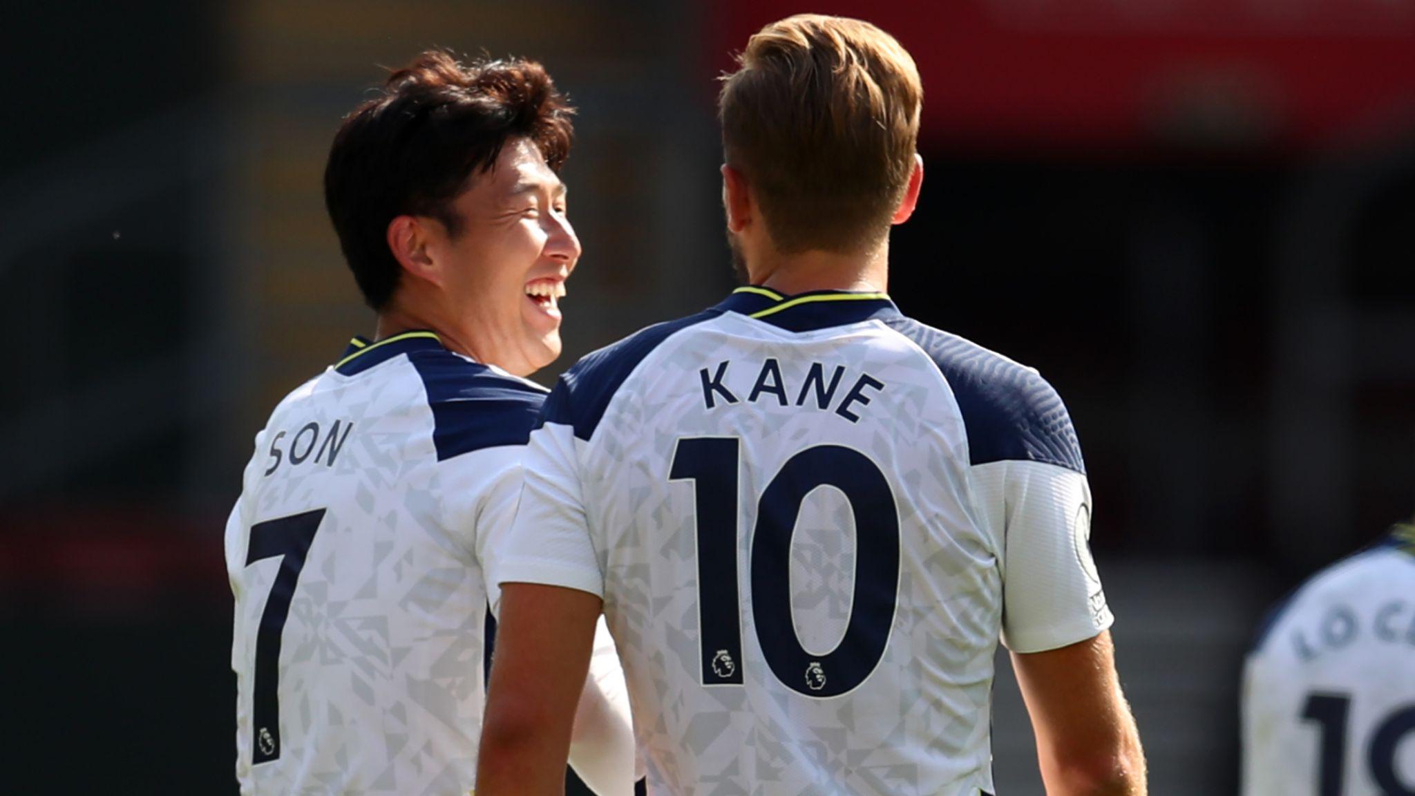 So'ton 2 - 5 Tottenham - Match Report & Highlights