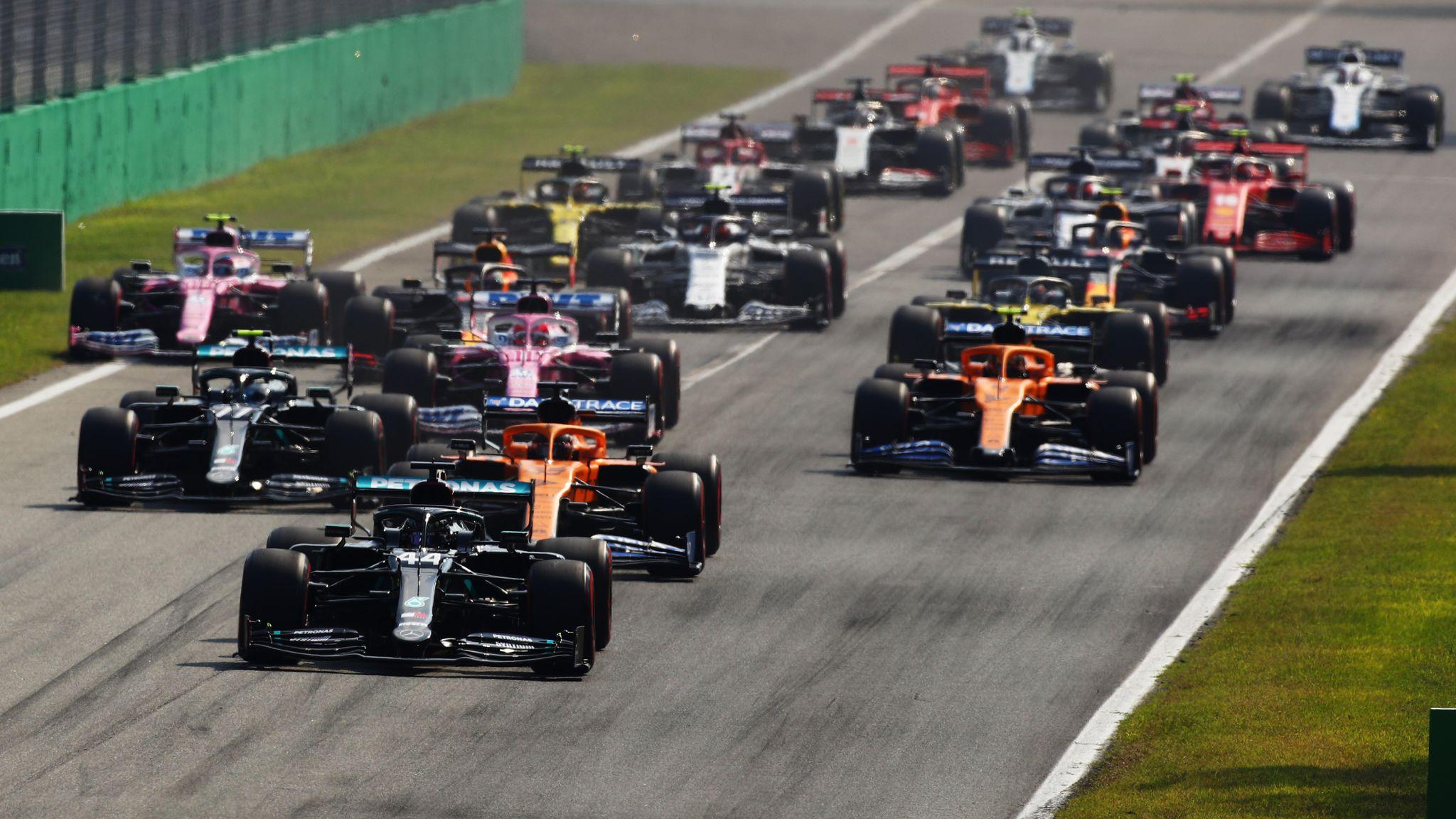 Saudi Arabian GP to join Formula 1 calendar from 2021 season | F1 News