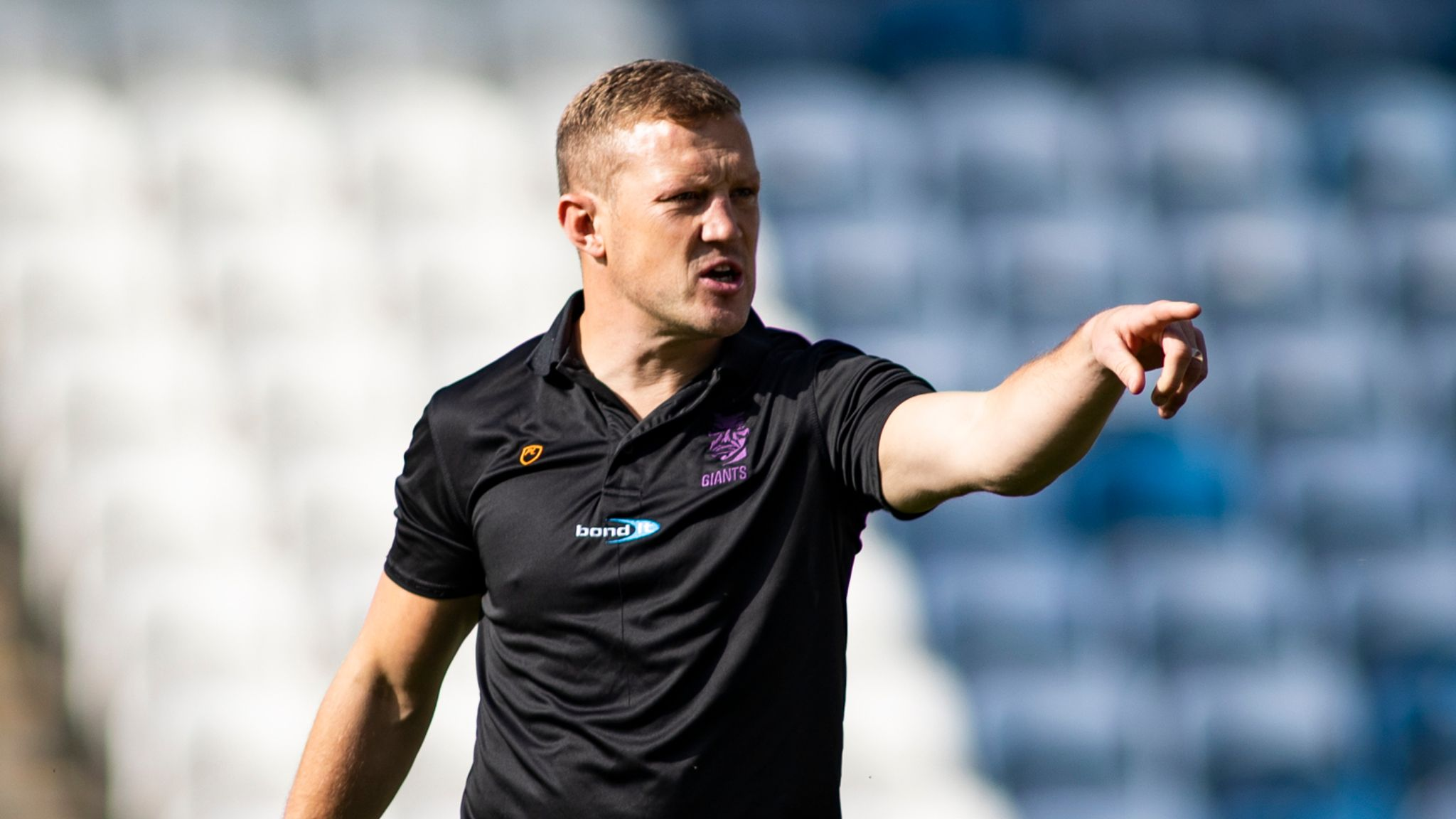 Luke Robinson How Siddal Spell Was The Making Of Huddersfield Giants Acting Head Coach Rugby League News Sky Sports