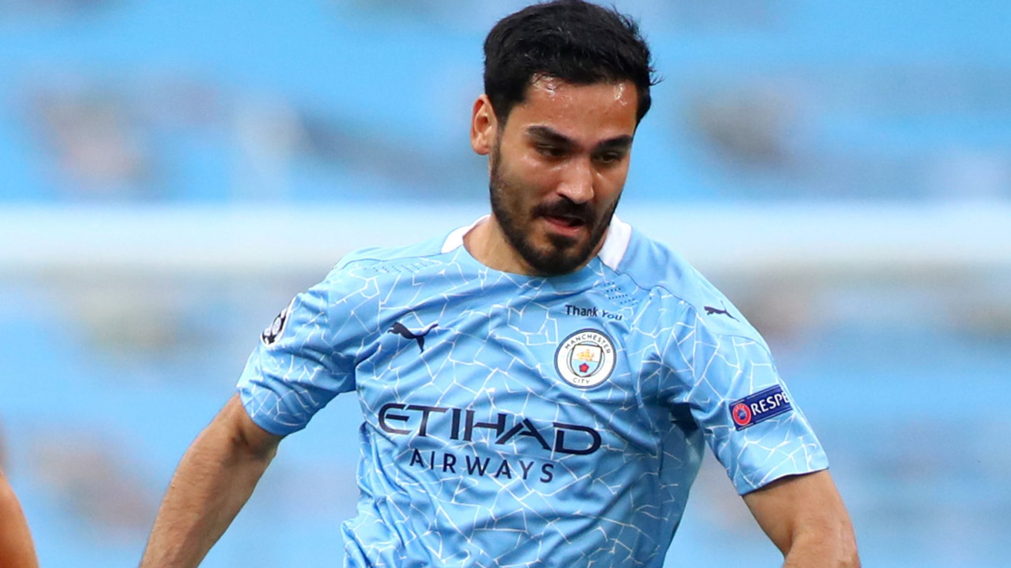 Coronavirus Manchester City S Ilkay Gundogan Tests Positive Football News Sky Sports
