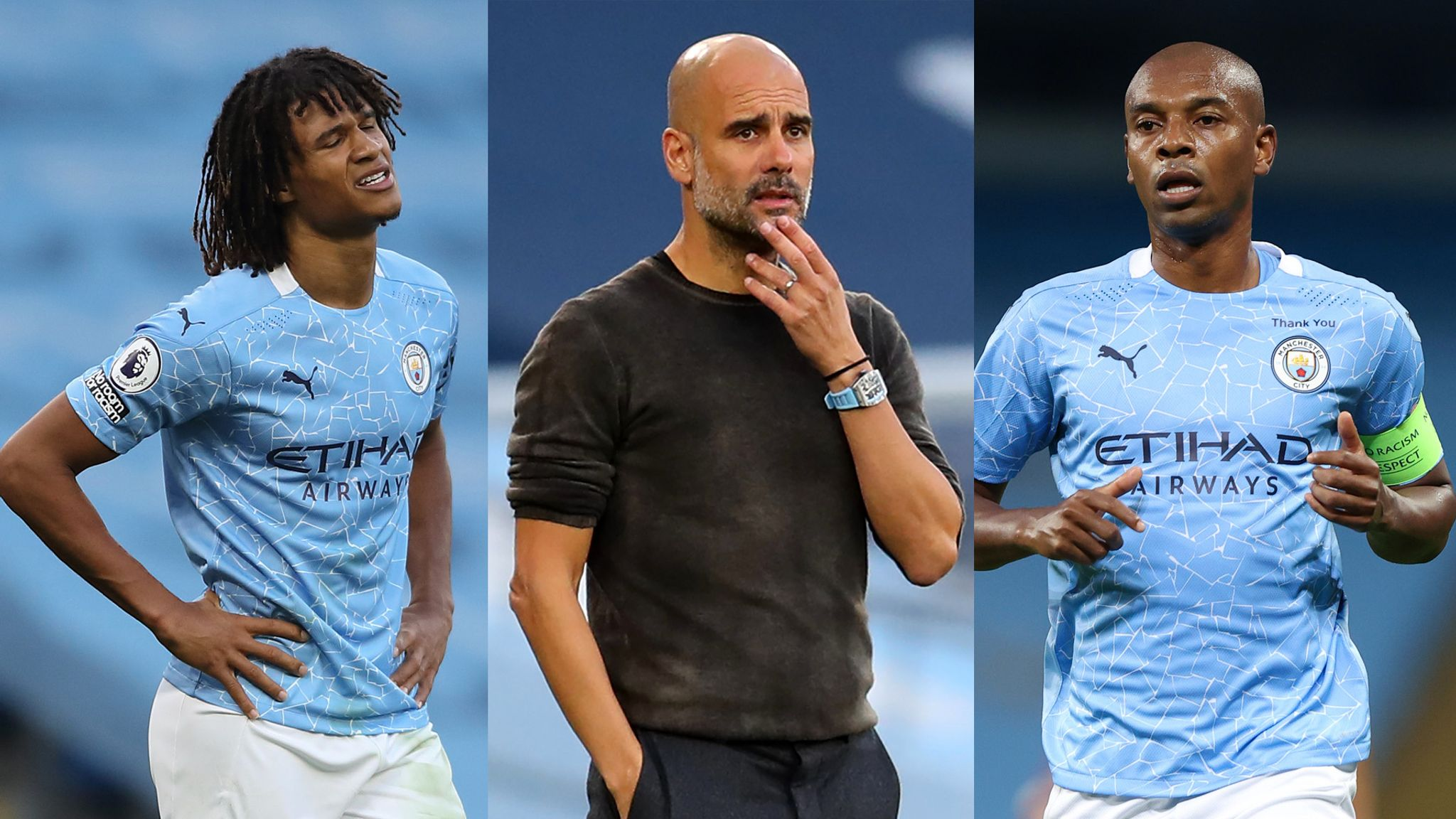 Pitch To Post Is Man City s Defence Really The Problem Football News Sky Sports