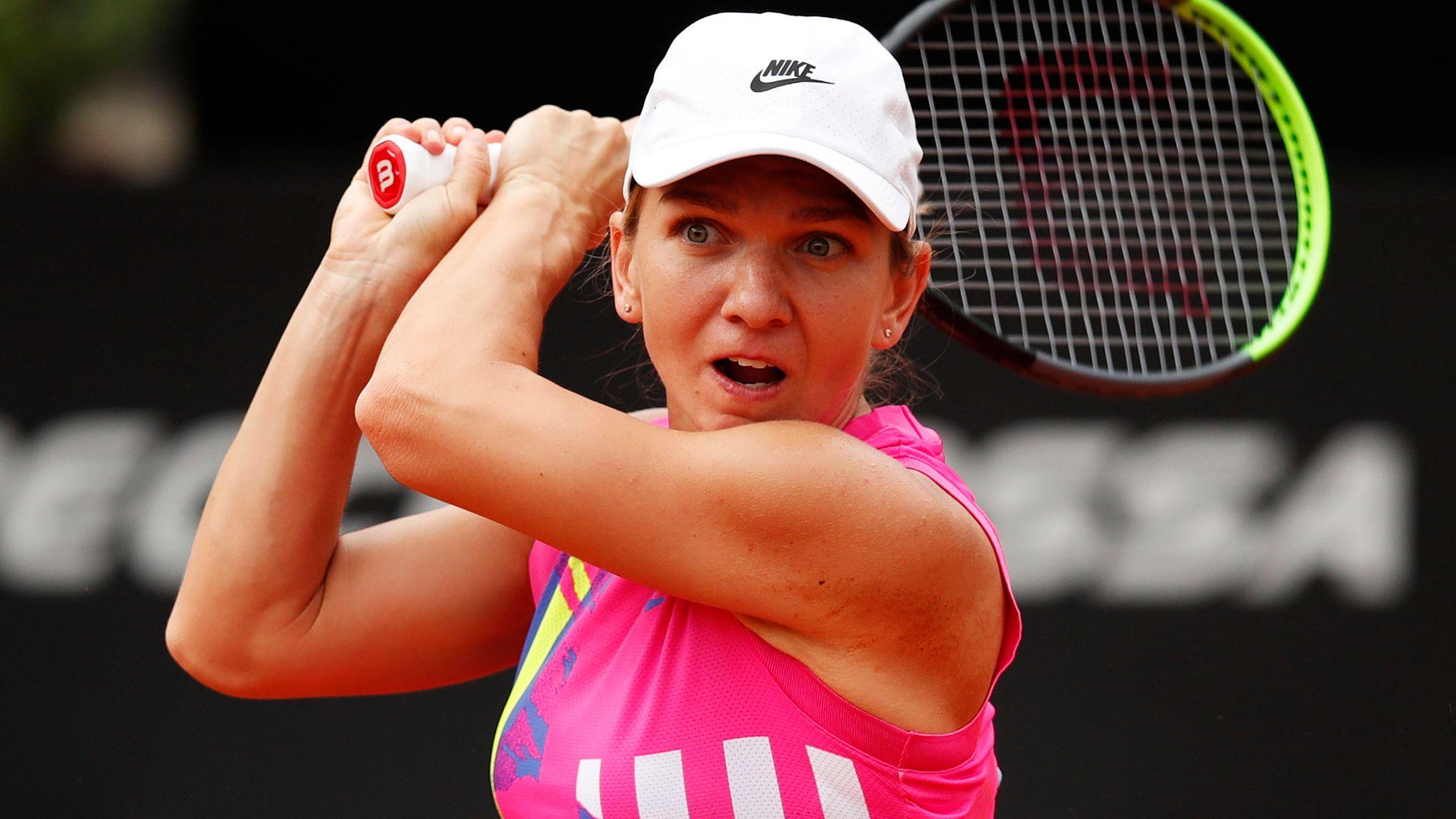 French Open 2020 Women S Draw Tennis News Sky Sports