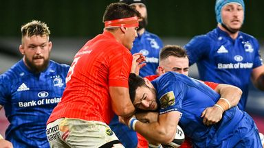 Munster meet Leinster in one of rugby's great derbies on Saturday. Which players can press their claims for Ireland call-ups and starting places?