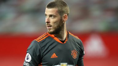 De Gea: Best I have felt during career