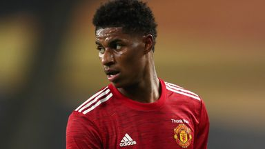Rashford's free school meals campaign rejected by MPs' vote