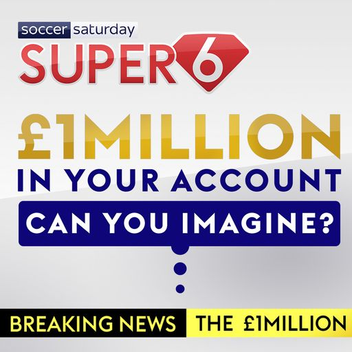 LAST CHANCE To Land The £1m!