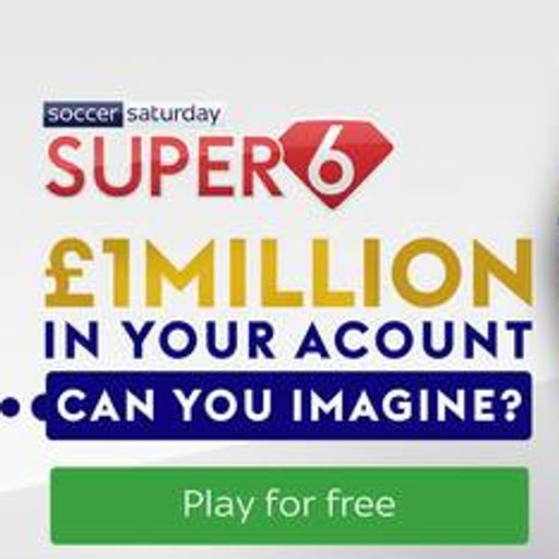 ONE MILLION POUNDS! Can you imagine?