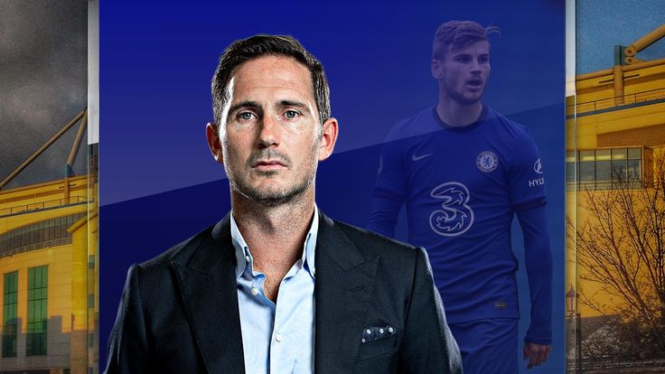 Frank Lampard has been backed financially ahead of his second season in charge of Chelsea