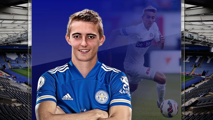 Timothy Castagne's journey from Genk to Leicester City
