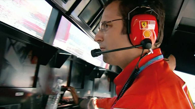 A look at Stefano Domenicali, who will take over as Formula One's new president and CEO from January