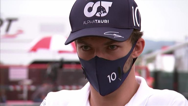 Pierre Gasly says he fulfilled his childhood dream by winning in Monza and says to win it with AlphaTauri was even more powerful and special.