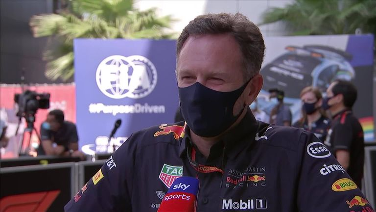 Red Bull boss Christian Horner has welcomed the news that Stefano Domenicali is returning to F1 to become its new CEO.