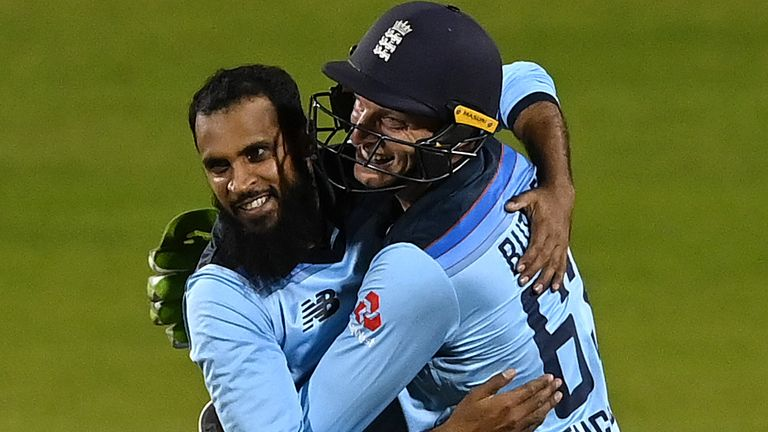 Buttler has been keeping wicket to 'exciting' Adil Rashid for years in white-ball cricket