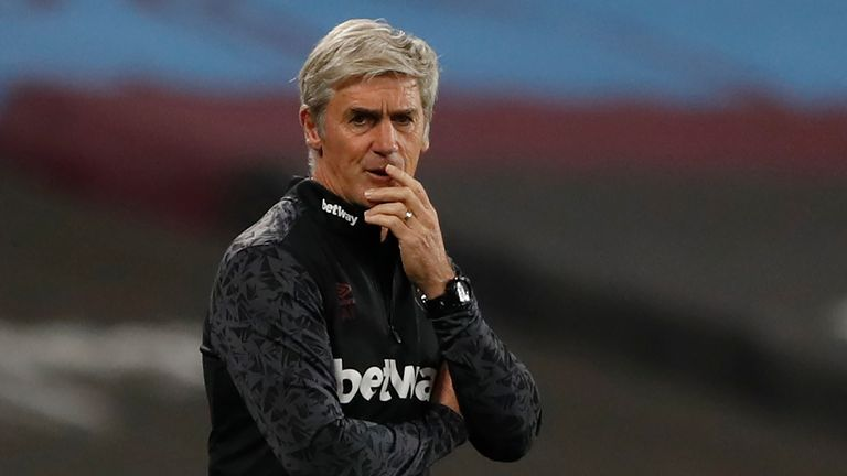 Alan Irvine led West Ham in the absence of David Moyes