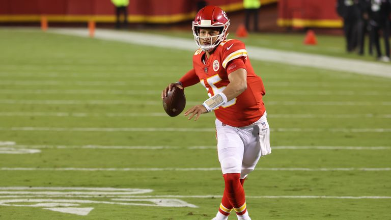 Chiefs quarterback Patrick Mahomes explains why his team and the Texans stood together for equality across America as the new NFL season got underway.
