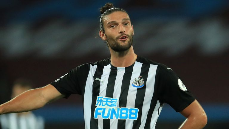 Andy Carroll deserved to start for Newcastle in win at West Ham, says Steve  Bruce | Football News | Sky Sports