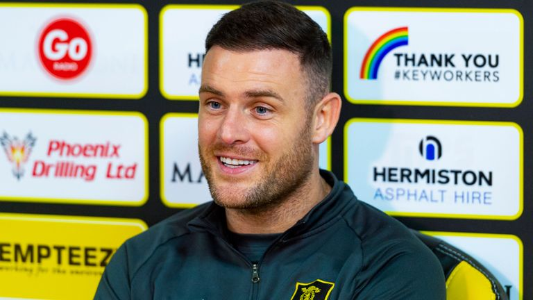 Anthony Stokes could be crucial to Livingston's hopes this season