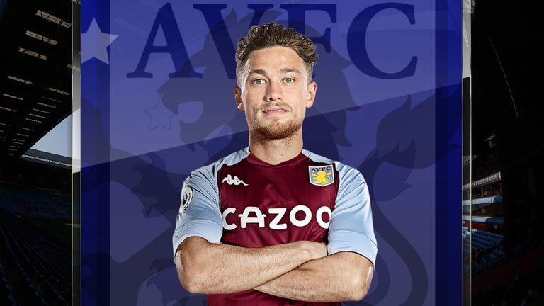 Aston Villa full-back Matty Cash is ready to take the Premier League by storm