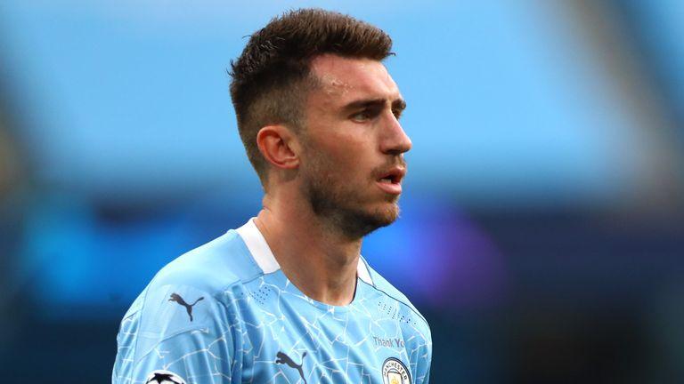 Man City struggled without Ayemeric Laporte in defence last season