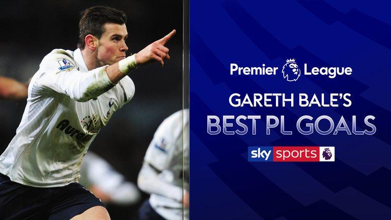 Gareth Bale's Best PL Goals