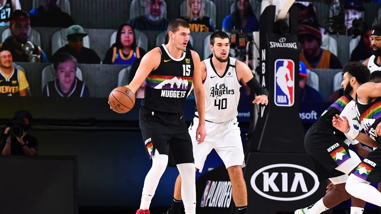 Nikola Jokic starred with 34 points as the Denver Nuggets forced a Game 7 against the Los Angeles Clippers.