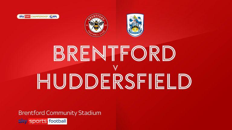 Brentford v Huddersfield