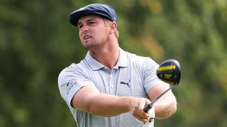 Bryson DeChambeau powered his way to a six-shot victory at Winged Foot