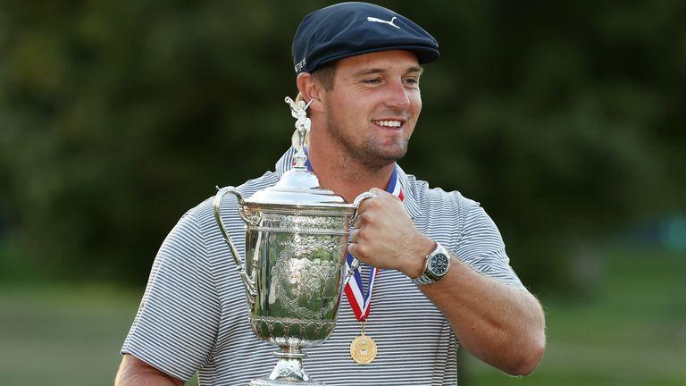 Bryson DeChambeau, US Open winner