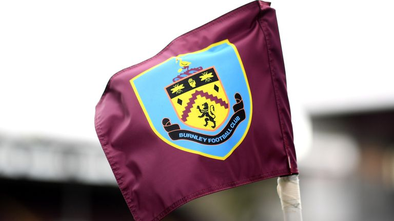 Burnley flag