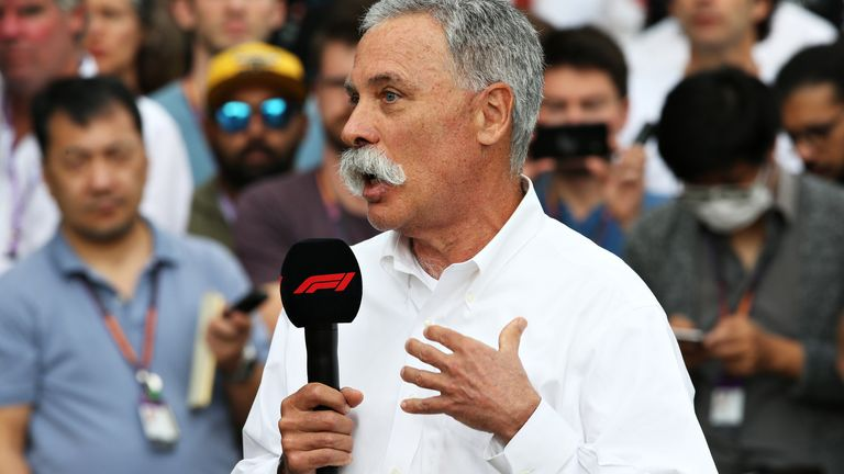 Chase Carey has recently secured all 10 teams signatories on F1's new Concorde Agreement, designed to help even the financial playing field on the grid