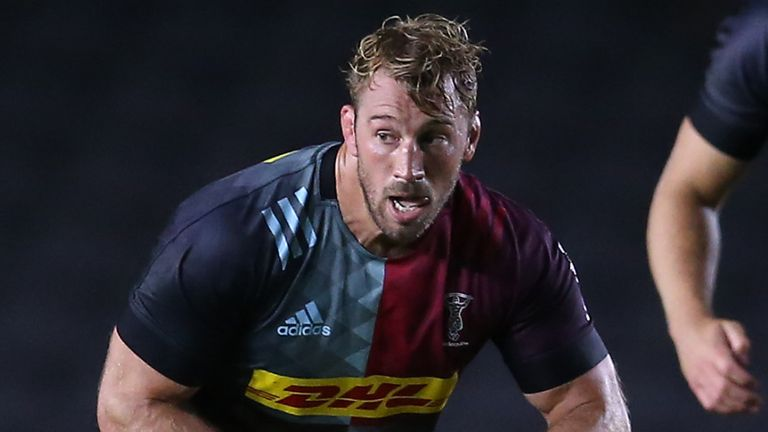 Chris Robshaw was superb for Quins