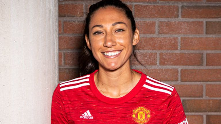 World Cup winner Christen Press is one of five United States internationals to have joined English clubs