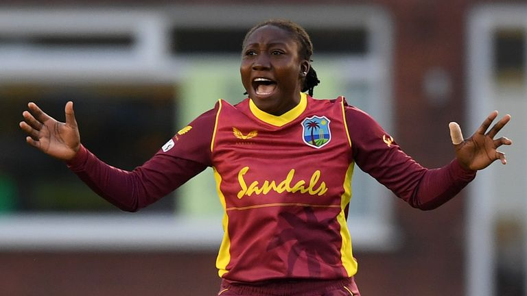 Stafanie Taylor, West Indies captain, will play for Southern Brave in The Hundred