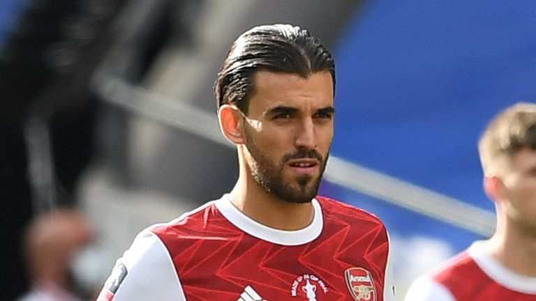 Dani Ceballos returns to Arsenal from Real Madrid for a second season